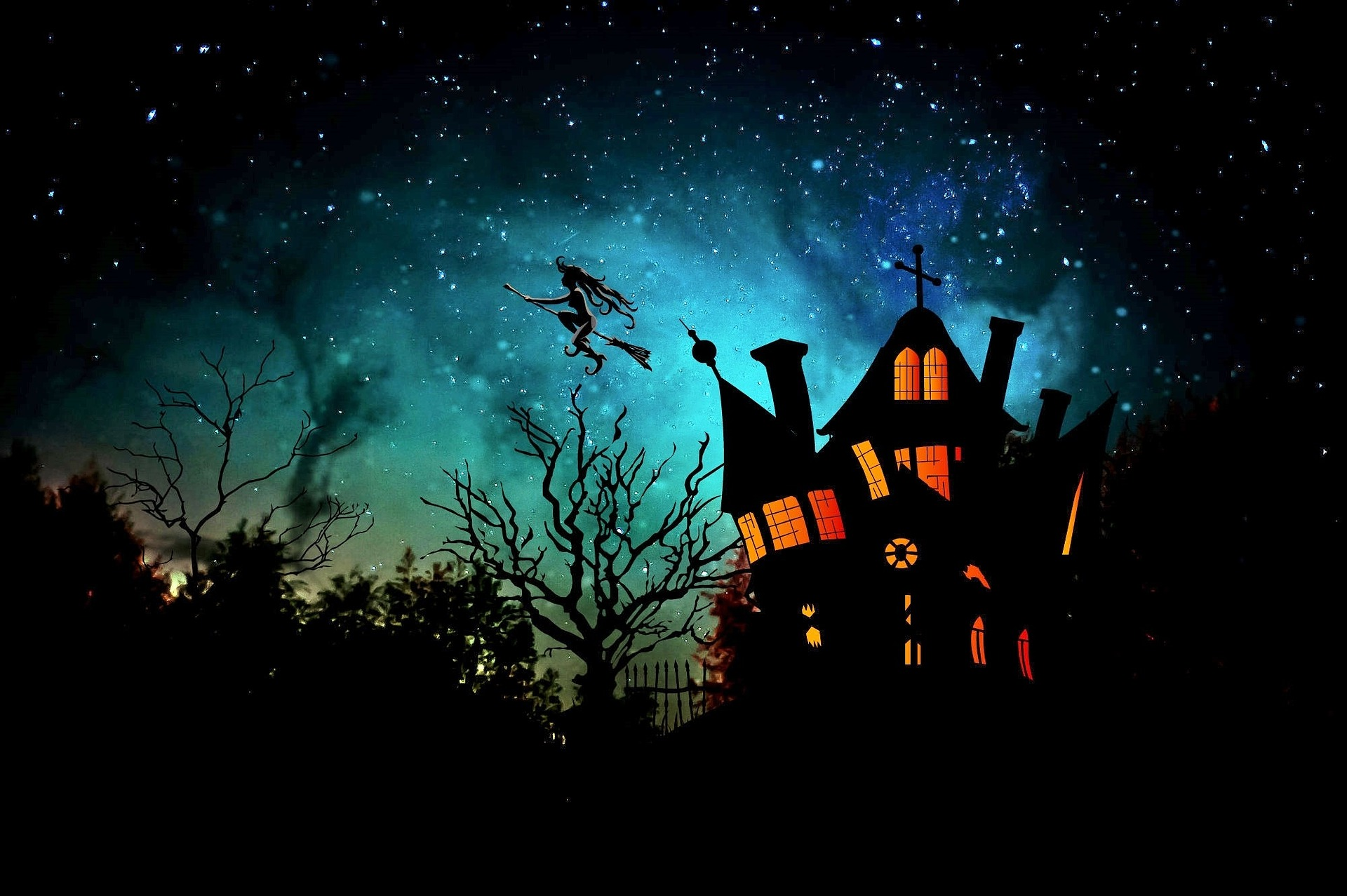 The Witching Hour Poem