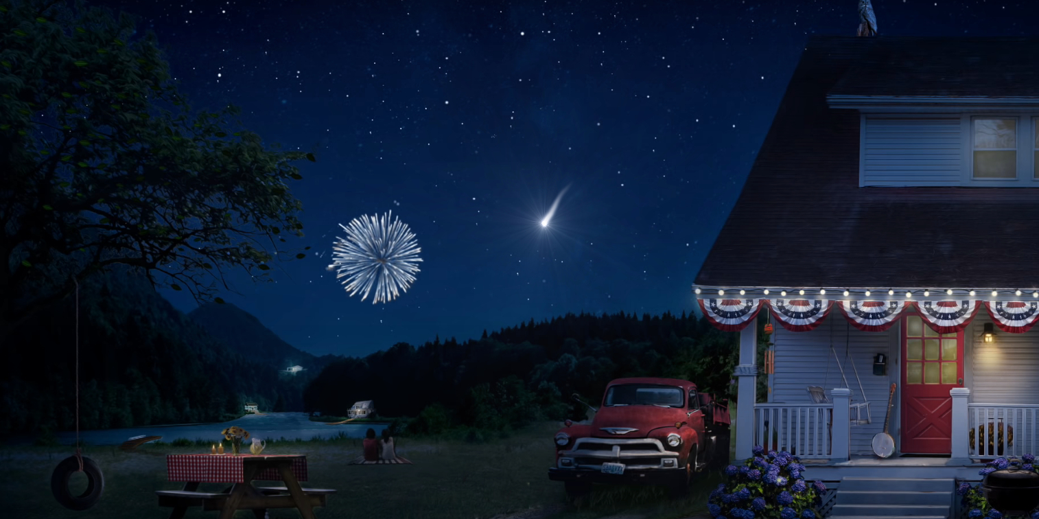 Fourth Of July Kentucky Horror!
