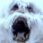 The Monstrous Abominable Snowman Yeti Beast