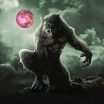 Pink Moon Werewolf