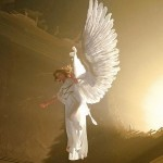 All Saints Day Angel