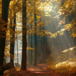 Mystical Autumn Allure