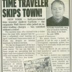 The Time Traveler Who Made $350 Million On The Stock Market!