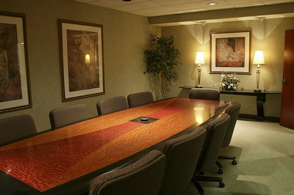 Mystic Investigations Conference Board Room