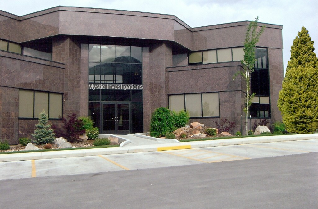 Mystic Investigations Headquarters